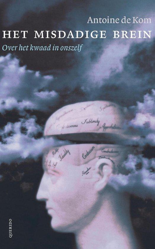Boek cover Het misdadige brein van Antoine Kom (Onbekend)
