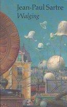Boek cover Walging van Jean-Paul Sartre
