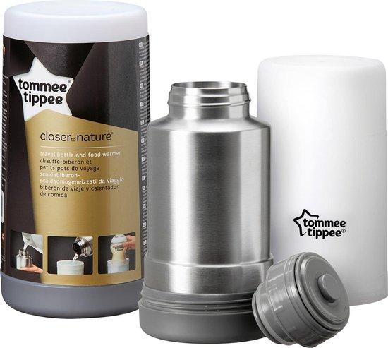 Tommee Tippee Closer to Nature Flessenwarmer voor onderweg