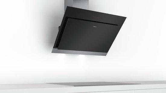 Bosch DWK97HM60 Serie 6 - Afzuigkap - Wandschouwkap - Zwart