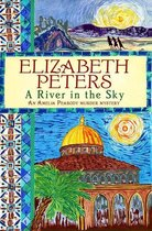 Boek cover A River in the Sky van Elizabeth Peters