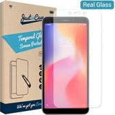 Just in Case Tempered Glass Xiaomi Redmi 6 Protector - Arc Edges
