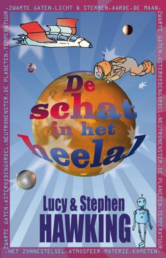 De schat in het heelal - Lucy Hawking | Readingchampions.org.uk