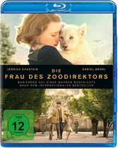 The Zookeeper's Wife (2016) (Blu-ray)