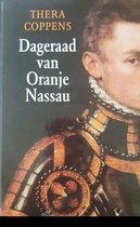Boek cover Dageraad Van Oranje-Nassau van T. Coppens