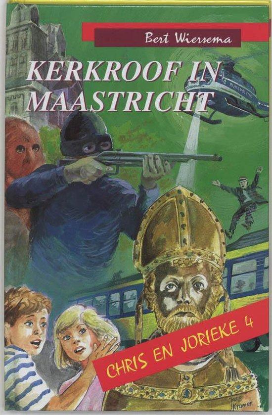 Kerkroof in Maastricht - Bert Wiersema |