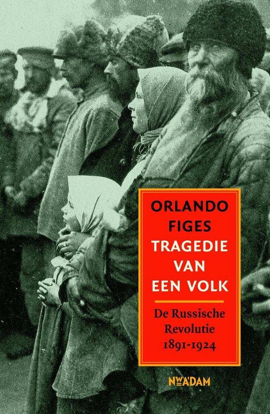 Tragedie van een volk - Orlando Figes |