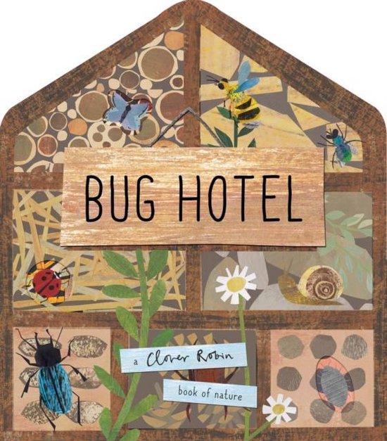 Boek cover Bug Hotel van Libby Walden (Hardcover)