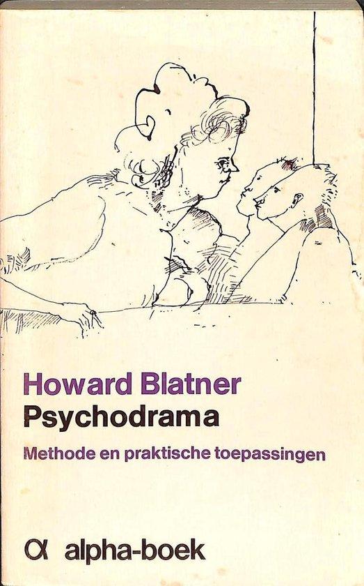 Psychodrama - Blatner |