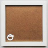 Homedecoration Victoria - Aluminium - fotolijst - Fotomaat - 70x105 cm - wit