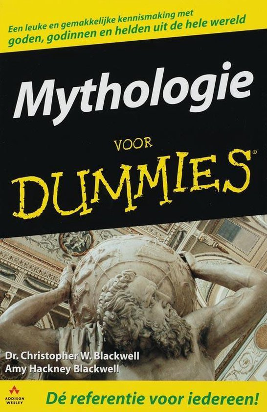 Mythologie Voor Dummies - C.W. Blackwell  