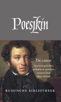 Boek cover De Russische bibliotheek  -   De canon van Aleksandr Poesjkin