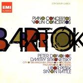 Bartok: Piano Concertos; Violin Concertos