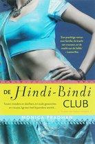 Boekomslag van 'De Hindi-Bindi Club'