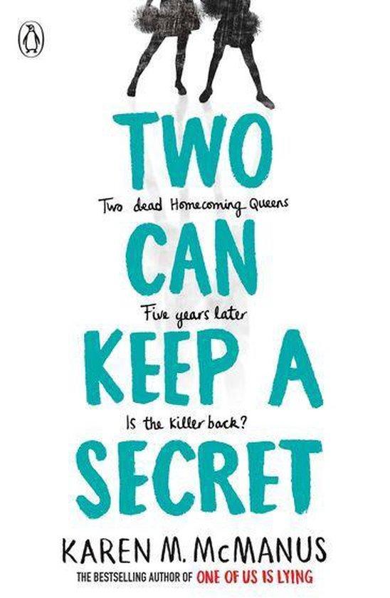 Boek cover Two Can Keep a Secret van Karen Mcmanus (Onbekend)