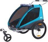 Thule Coaster XT Fietskar - Blauw