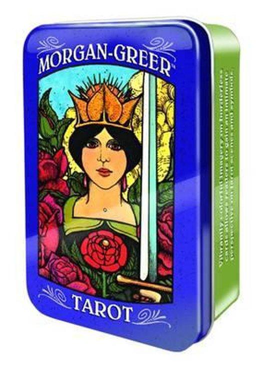 Afbeelding van Morgan-Greer Tarot in a Tin