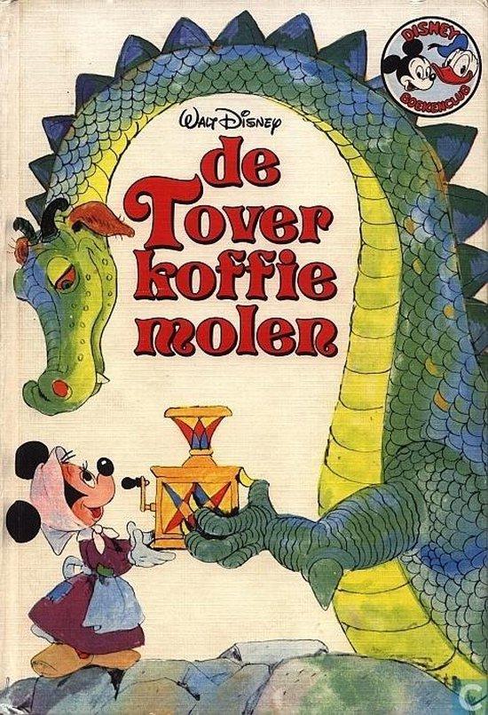 Toverkoffiemolen - Disney  