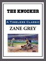 Boek cover The Knocker van Zane Grey