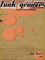 Funk Grooves. Bass. Lehrbuch mit CD