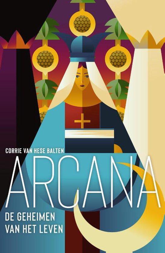 Arcana - Corrie van Hese Balten | Fthsonline.com