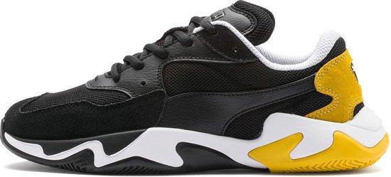 Puma Storm Adrenaline - Zwart - Dames - Sneakers - Sportschoenen - Maat 37.5