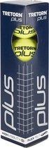 Tretorn Plus Tennisballen - 4 stuks