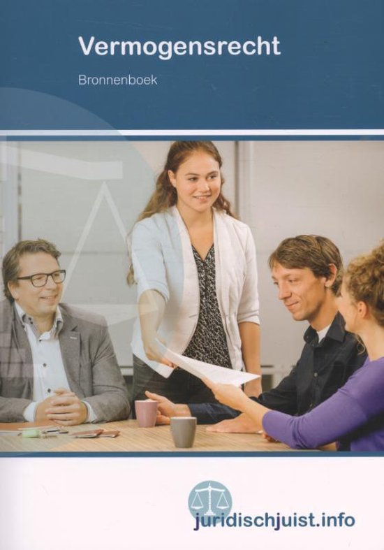 MBO Recht - Vermogensrecht - Lydia Janssen pdf epub