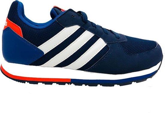 Blauwe adidas Sneakers 8K Kids