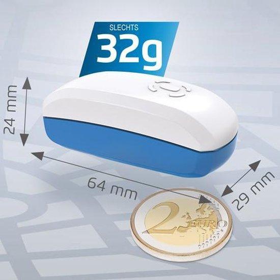 Prothelis Greta GPS tracker voor ouderen, kinderen, huisdieren (hond, kat, paard), bagage enz.