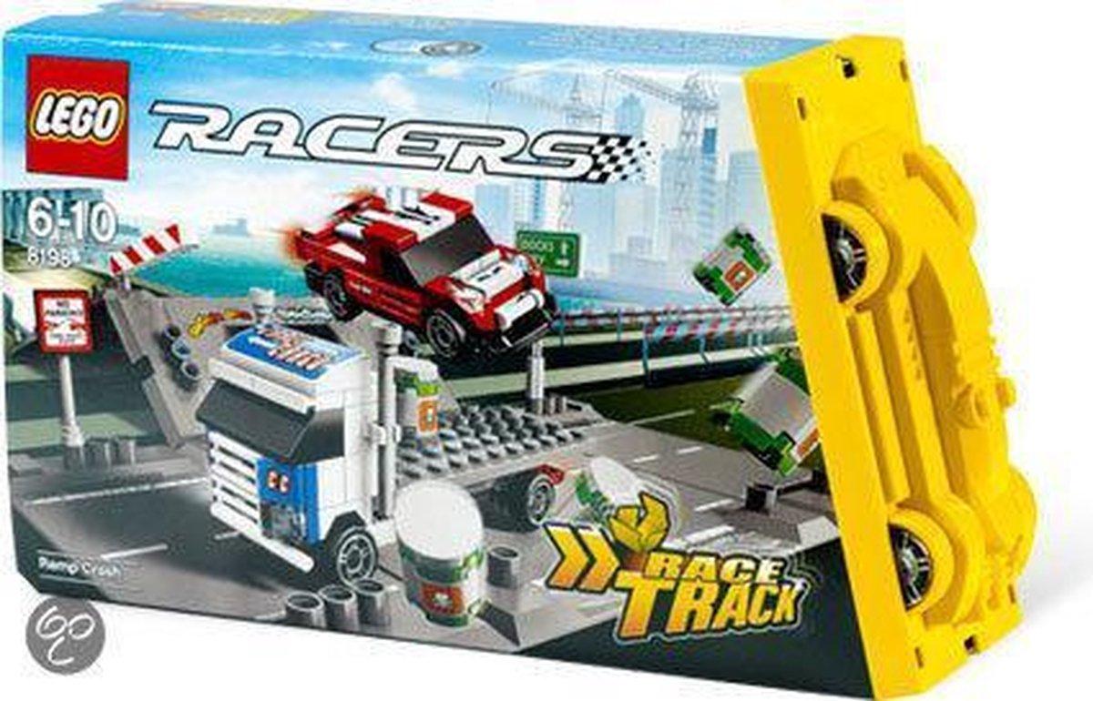LEGO Racers Hellingbaan - 8198