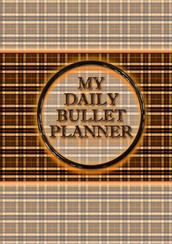 Mijn dagelijkse bullet planner - Saskia Dierckxsens |