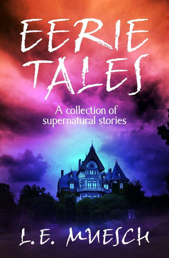 Omslag van Eerie Tales