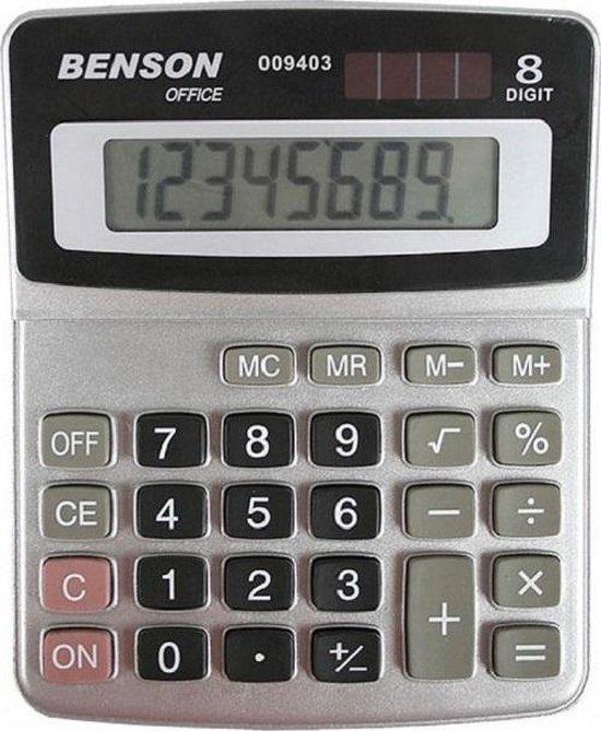 Afbeelding van Calculator (groot)