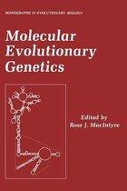 Molecular Evolutionary Genetics