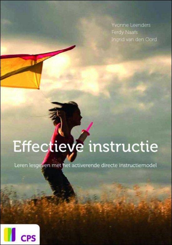 Effectieve instructie - Y. Leenders |