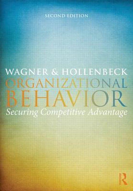 Boek cover Organizational Behavior van John A. Wagner Iii