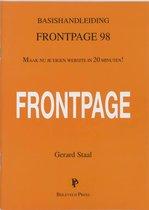 Frontpage 98 (basishandleiding)