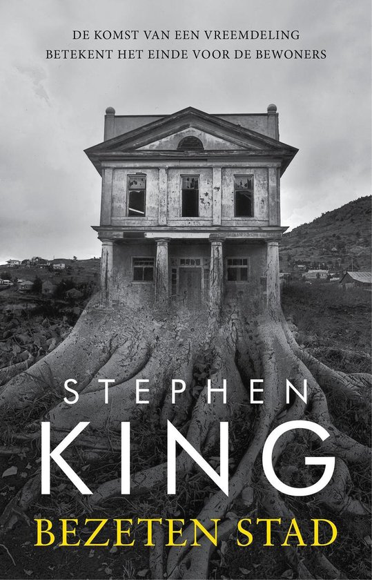Bezeten stad - Stephen King |