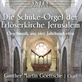 Schuke-Orgel der Erlöserkirche Jerusalem