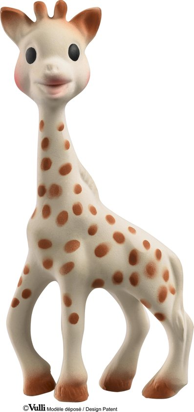 Afbeelding van Sophie de Giraf - Babyspeeltje in geschenkdoos speelgoed