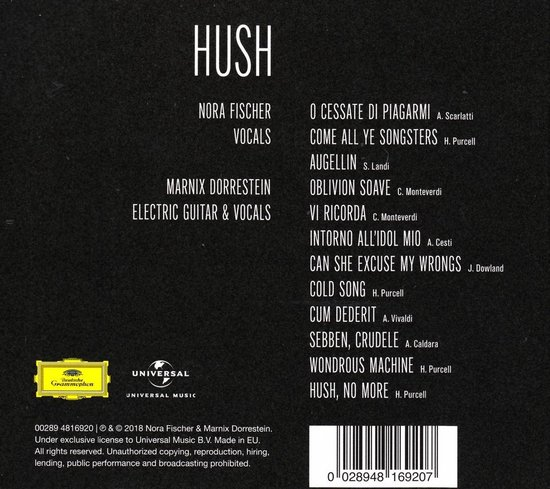 Hush - Nora Fischer