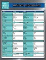 Spanish Vocabulary (Speedy Study Guides)
