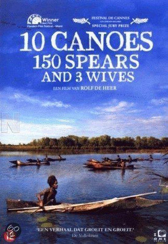 Cover van de film '10 Canoes'