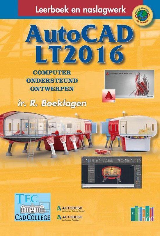 AutoCAD LT2016 - Ronald Boeklagen |