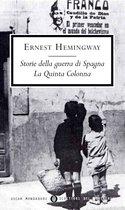 Omslag Storie della guerra di Spagna - La Quinta Colonna
