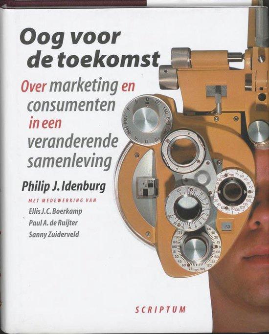 Cover van het boek 'Oog voor de toekomst'