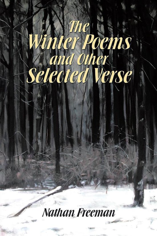 Omslag van The Winter Poems and Other Selected Verse