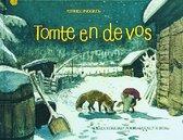 Boek cover Tomte en de vos van Astrid Lindgren (Hardcover)