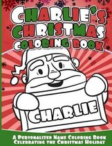 Charlie's Christmas Coloring Book